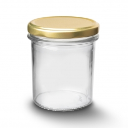 Zaváracie poháre s viečkom 0,36 l