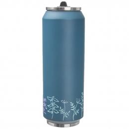 Termoska plechovka LOUKA petrolejová 0,7 l