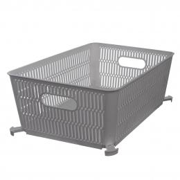 Košík NESTA stohovateľný 28,5x23x12 cm