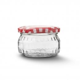 Zavárací pohár s viečkom 0,21 l