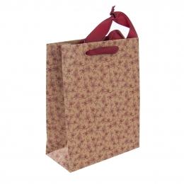 Darčeková taška 26x32,5 cm FLOWERS