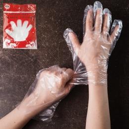 Jednorazové rukavice 100 ks