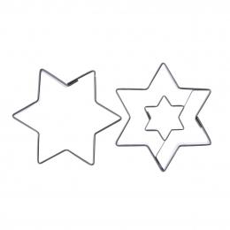 Vykrajovačka Hviezda 2 diely