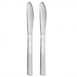 Jedálenský nôž PLAIN 2 ks