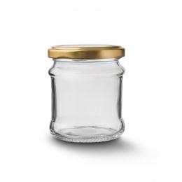 Zavárací pohár s viečkom 0,212 l
